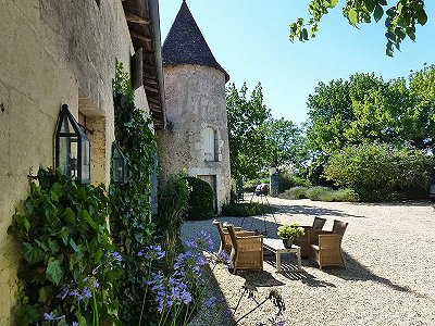 Image 4 | 8 bedroom French chateau for sale with 2.64 hectares of land, Sud Ouest France  South West France, Dordogne , Aquitaine 181003