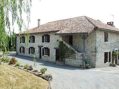 Image 1 | 6 bedroom manor house for sale with 0.65 hectares of land, Saint Laurent de Ceris, Charente , Poitou-Charentes 181055