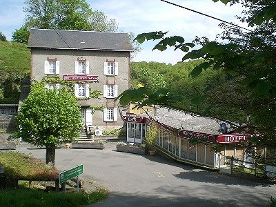 14 bedroom hotel for sale, Millevaches Natural Park, Creuse, Creuse, Limousin