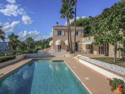 4 bedroom villa for sale, Mont Boron, Nice, Provence French Riviera