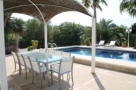 Image 2 | 5 bedroom villa for sale with 3,500m2 of land, Sa Cabaneta, Central Mallorca, Mallorca 181455