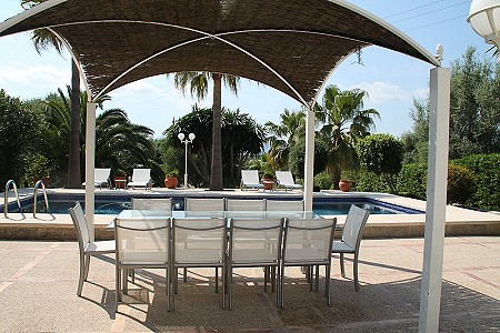 Image 3 | 5 bedroom villa for sale with 3,500m2 of land, Sa Cabaneta, Central Mallorca, Mallorca 181455