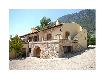 8 bedroom farmhouse for sale, Valldemossa, Mallorca