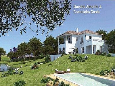 Image 3 | 4 bedroom villa for sale with 0.52 hectares of land, Quintas de Obidos Golf, Vau, Leiria District, Costa de Prata Silver Coast 181497