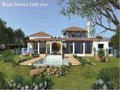 Image 4 | 4 bedroom villa for sale with 0.52 hectares of land, Quintas de Obidos Golf, Vau, Leiria District, Costa de Prata Silver Coast 181497