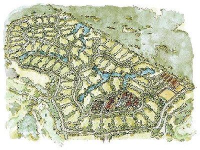 Image 5 | 4 bedroom villa for sale with 0.52 hectares of land, Quintas de Obidos Golf, Vau, Leiria District, Costa de Prata Silver Coast 181497