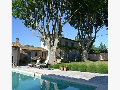 4 bedroom farmhouse for sale, Lourmarin, Vaucluse, Provence French Riviera