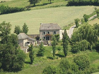 4 bedroom house for sale, Villefrance de Rouergue, Aveyron, Midi-Pyrenees