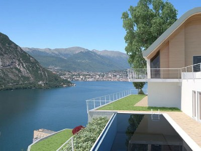7 bedroom villa for sale, Campione d'Italia, Como, Lake Lugano
