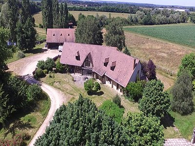 7 bedroom farmhouse for sale, Le Lude, Sarthe, Loire Valley