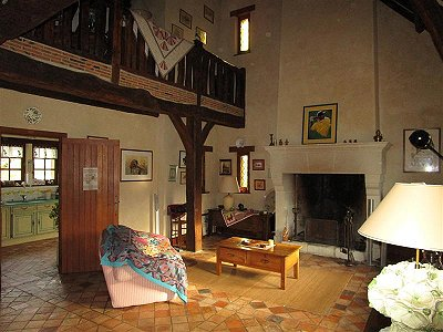 Image 11 | 7 bedroom farmhouse for sale with 54 hectares of land, Le Lude, Sarthe , Loire Valley 181713