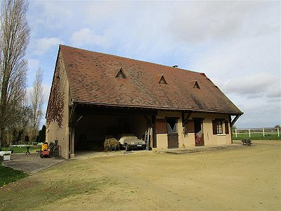 Image 19 | 7 bedroom farmhouse for sale with 54 hectares of land, Le Lude, Sarthe , Loire Valley 181713