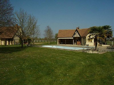 Image 5 | 7 bedroom farmhouse for sale with 54 hectares of land, Le Lude, Sarthe , Loire Valley 181713