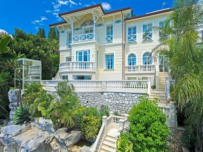 4 bedroom villa for sale, Roquebrune Cap Martin, Provence French Riviera