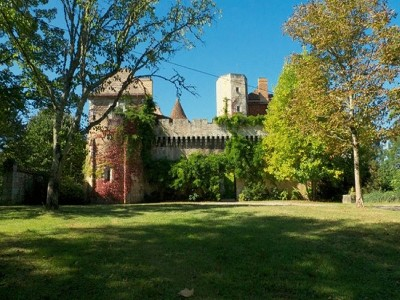 Image 2 | 10 bedroom French chateau for sale with 120 hectares of land, Perigueux, Dordogne , Aquitaine 181797