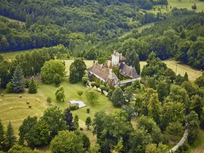Image 3 | 10 bedroom French chateau for sale with 120 hectares of land, Perigueux, Dordogne , Aquitaine 181797