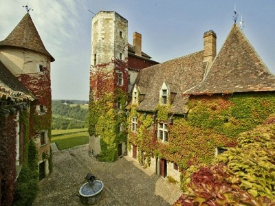 Image 7 | 10 bedroom French chateau for sale with 120 hectares of land, Perigueux, Dordogne , Aquitaine 181797