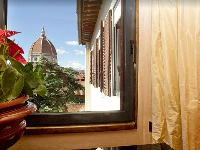 A Room with a View...Luxury Penthouse for Sale in Florence