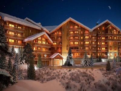 Luxury 3 Bed Duplex Apartment for Sale in Meribel Les Allues