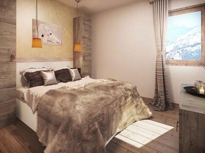 Image 12 | Luxury 3 Bed Duplex Apartment for Sale in Meribel Les Allues 182281