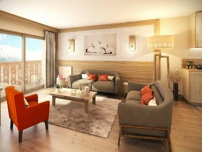 Image 13 | Luxury 3 Bed Duplex Apartment for Sale in Meribel Les Allues 182281