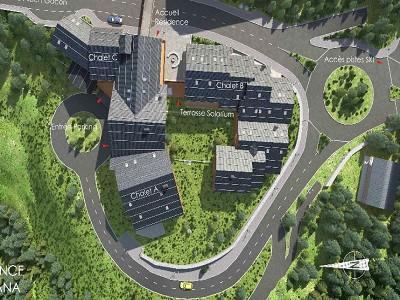 Image 3 | Luxury 3 Bed Duplex Apartment for Sale in Meribel Les Allues 182281