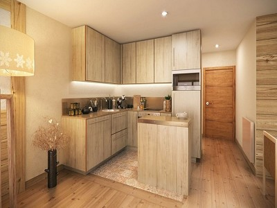 Image 6 | Luxury 3 Bed Duplex Apartment for Sale in Meribel Les Allues 182281