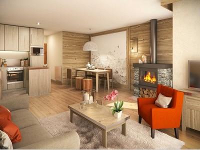 Image 7 | Luxury 3 Bed Duplex Apartment for Sale in Meribel Les Allues 182281