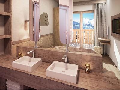 Image 9 | Luxury 3 Bed Duplex Apartment for Sale in Meribel Les Allues 182281