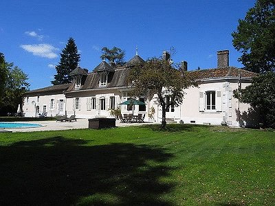 14 bedroom French chateau for sale, Confolens, Charente, Poitou-Charentes