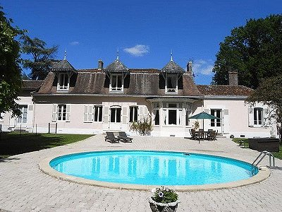 Image 3 | 14 bedroom French chateau for sale with 10 hectares of land, Confolens, Charente , Poitou-Charentes 182632