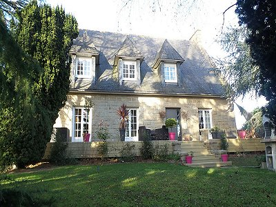 5 bedroom house for sale, Dinan, Cote d'Armor 22, Brittany
