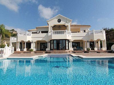 Image 1   7 bedroom villa for sale with 4,069m2 of land, Marbella Club Golf Resort, Benahavis, Malaga Costa del Sol, Andalucia 182744