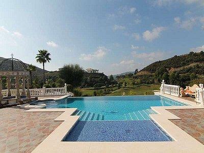 Image 4   7 bedroom villa for sale with 4,069m2 of land, Marbella Club Golf Resort, Benahavis, Malaga Costa del Sol, Andalucia 182744