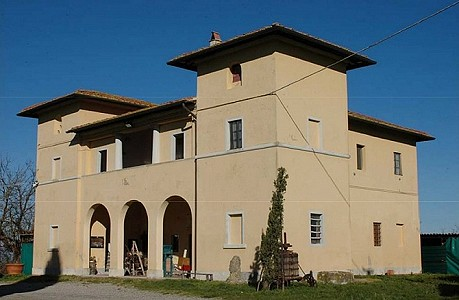 Image 2 | 8 bedroom manor house for sale with 38 hectares of land, Campagna Toscana, Pisa, Tuscany 182866
