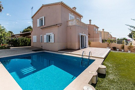 3 bedroom villa for sale, Bahia Grande, Palma, Mallorca