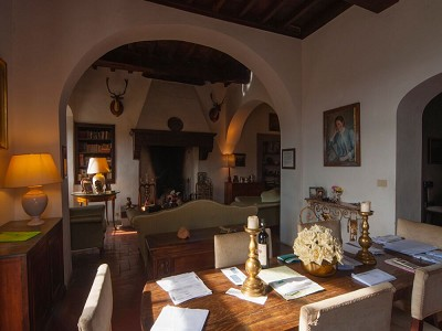 Image 11 | Historic Tuscan Residence in Greve in Chianti for Sale 182920