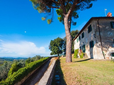 Image 19 | Historic Tuscan Residence in Greve in Chianti for Sale 182920
