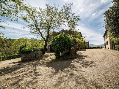 Image 2 | Historic Tuscan Residence in Greve in Chianti for Sale 182920