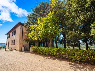 Image 4 | Historic Tuscan Residence in Greve in Chianti for Sale 182920