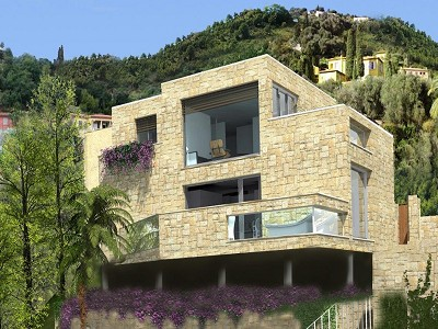 4 bedroom villa for sale, Menton, Provence French Riviera