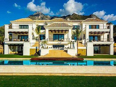 7 bedroom villa for sale, Sierra Blanca, Marbella, Malaga Costa del Sol, Marbella Golden Mile