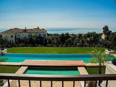 Image 2 | 7 bedroom villa for sale with 0.51 hectares of land, Sierra Blanca, Marbella, Malaga Costa del Sol, Marbella Golden Mile 183077