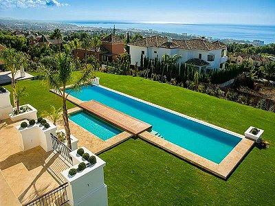 Image 3 | 7 bedroom villa for sale with 0.51 hectares of land, Sierra Blanca, Marbella, Malaga Costa del Sol, Marbella Golden Mile 183077