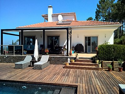 4 bedroom villa for sale, Alvorninha, Leiria, Costa de Prata Silver Coast