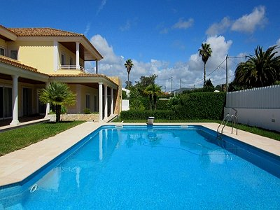 Image 2 | 5 bedroom villa for sale with 1,300m2 of land, Sesimbra, Setubal District, Alentejo Southern Portugal 183094