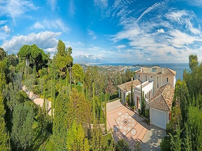 Image 2 | 10 bedroom villa for sale with 1.04 hectares of land, Super Cannes, Cannes, French Riviera 183119