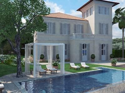 Image 3   6 bedroom villa for sale with 1,600m2 of land, Castiglioncello, Livorno, Tuscany 183147