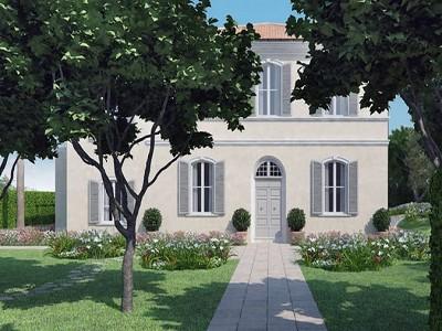 Image 5   6 bedroom villa for sale with 1,600m2 of land, Castiglioncello, Livorno, Tuscany 183147