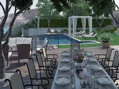 Image 6   6 bedroom villa for sale with 1,600m2 of land, Castiglioncello, Livorno, Tuscany 183147
